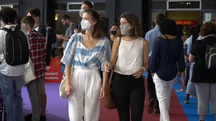 News video: Covid treibt Jugendarbeitslosigkeit an