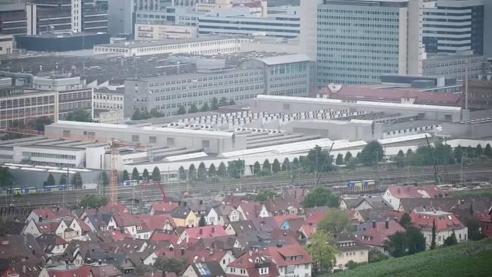 News video: Daimler - Tausende Stellen in Untertürkheim auf der Kippe