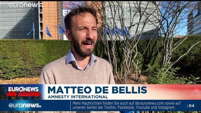 News video: Skifahrn, wegfahrn - was geht noch? Euronews am Abend am 24.09.