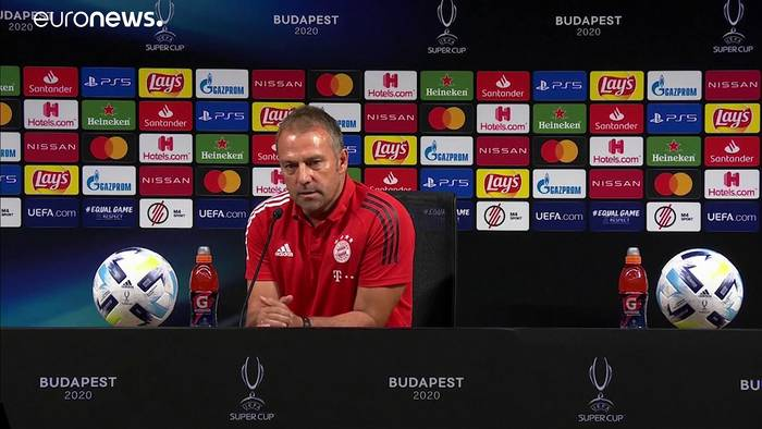 News video: Super-Cup Finale im Corona-Risikogebiet - Löw spricht von falschem Signal