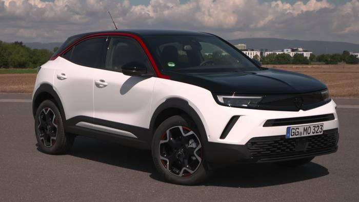 Video: Weltpremiere für den neuen Opel Mokka