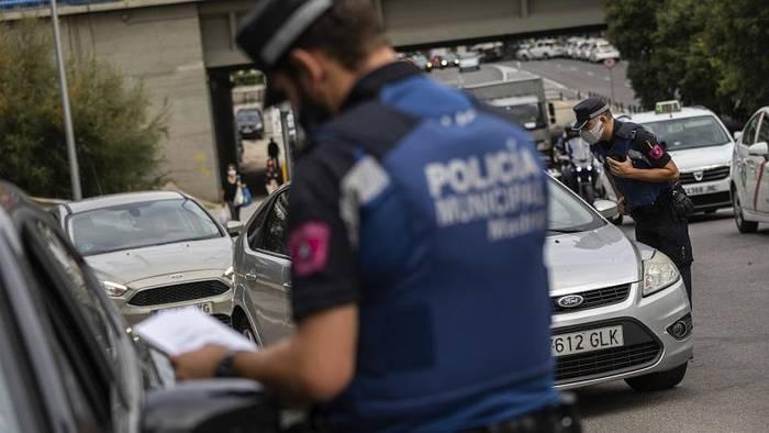 News video: Madrid droht Lockdown - Ausgangsbeschränkungen für 850.000 Menschen