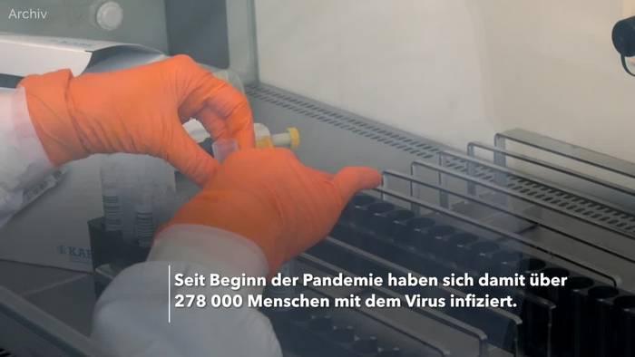 Video: Erneut über 2000 Corona-Neuinfektionen in Deutschland