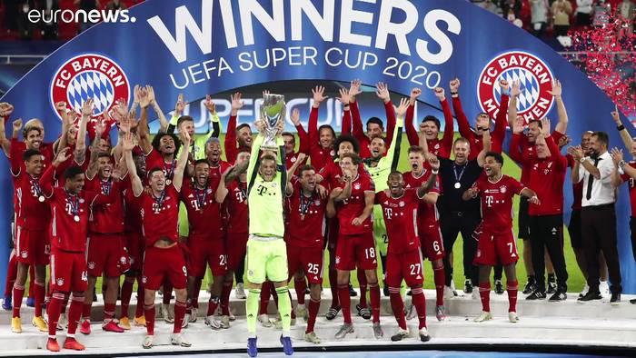 News video: SuperCup: Bayern-Sieg im Risikogebiet - Hat Fußball Narrenfreiheit?