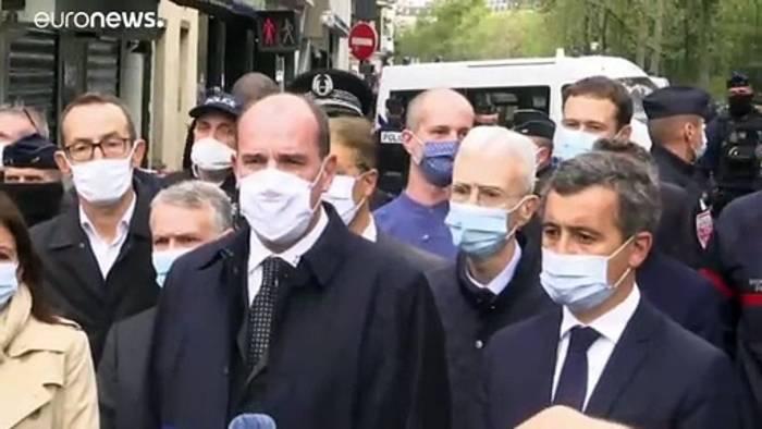 News video: Innenminister sieht Attacke von Paris als