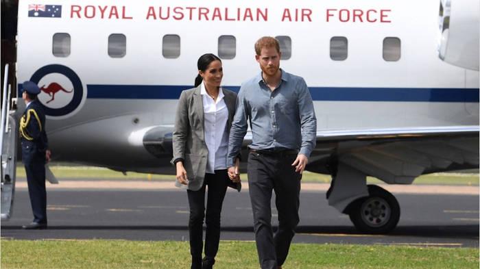 News video: Royale Reisekosten: Das kosten die Trips des britischen Königshauses