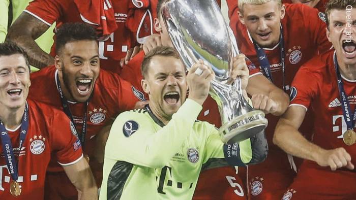 News video: FC Bayern holt sich nach Mega-Krimi den Supercup
