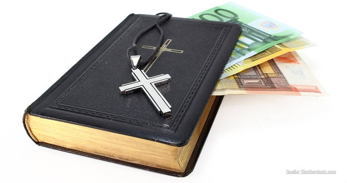 News video: Wegen Pandemie: Zu wenig Kirchensteuer-Einnahmen?