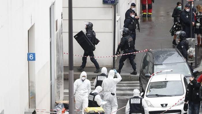 News video: Messerattacke in Paris - Anti-Terror-Fahnder übernehmen Ermittlungen