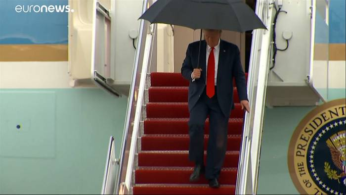 News video: Trump plant mit Barrett als Ginsburg-Nachfolgerin