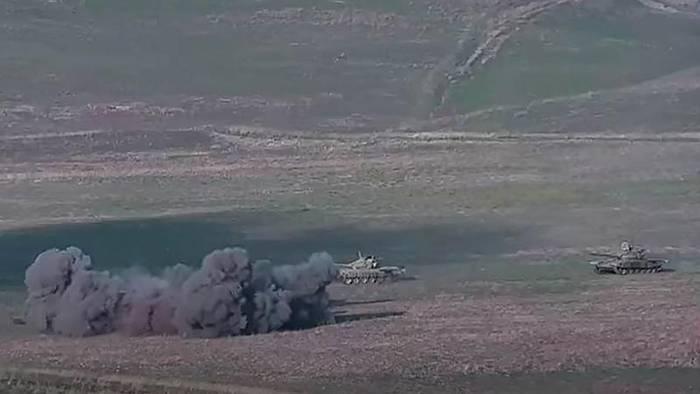 News video: Konflikt im Kaukasus: Schwere Gefechte in Bergkarabach