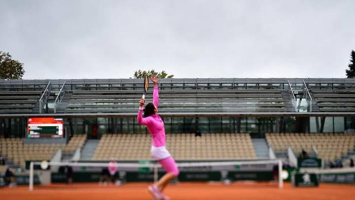 News video: Schwieriger Start der French Open bei Kälte und Regen