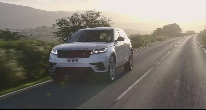 News video: 2021 Range Rover Velar P400e PHEV Highlights