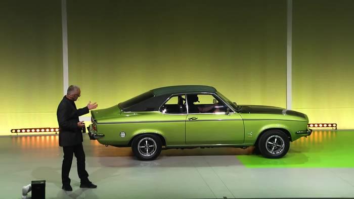 Video: Der neue Opel Mokka Weltpremiere