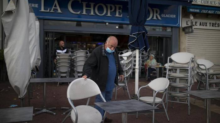 Video: Corona in Europa am Montag: Bars in Marseille 2 Wochen lang dicht
