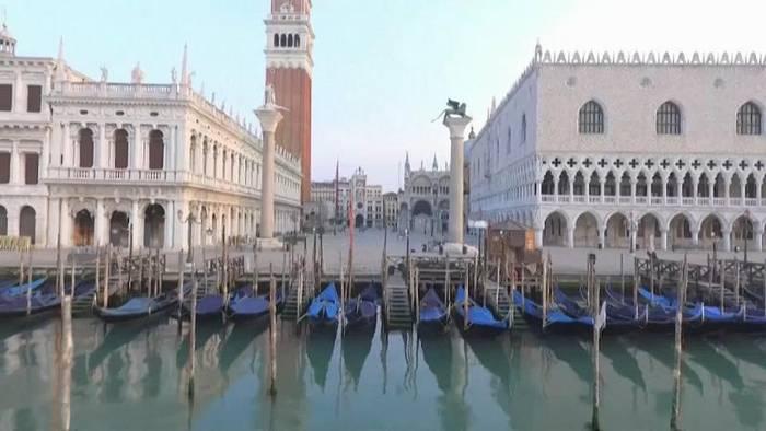 News video: Covid: Italiener machen's besser