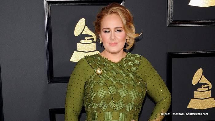 News video: Adele: Neue Bilder zeigen sie noch schlanker