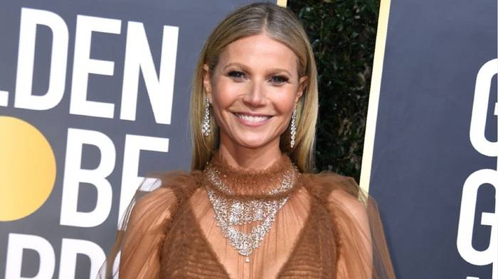 News video: Gwyneth Paltrow nackt auf Instagram