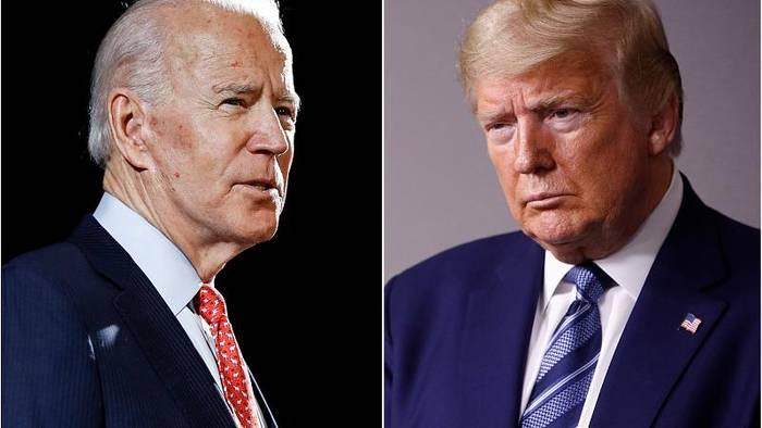 News video: Trump gegen Biden: Die erste TV-Debatte