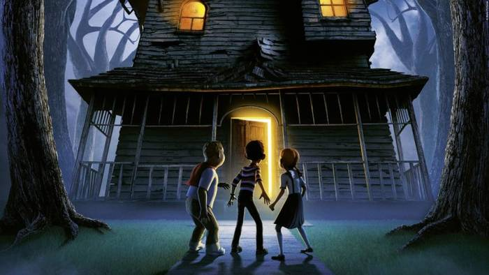 News video: Monster House Trailer Deutsch German (2006)