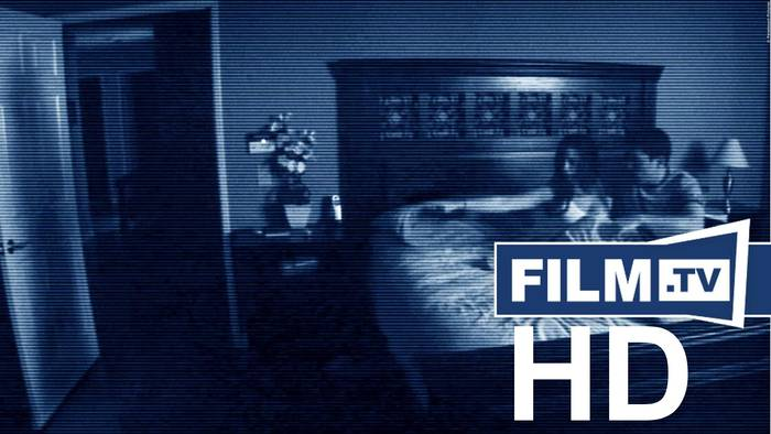 News video: Paranormal Activity Trailer Deutsch German (2009)
