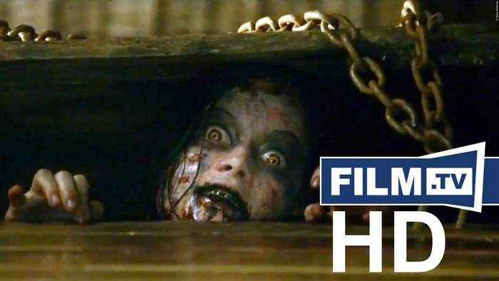 News video: Evil Dead Trailer Deutsch German (2013)