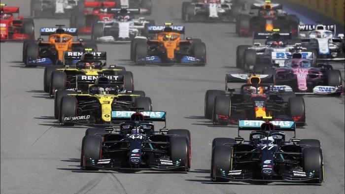 News video: Sensation in der Formel 1: Steigt Porsche nächste Saison in die Formel 1 ein?
