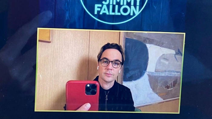 News video: Jim Parsons: Der 'Big Bang Theory'-Star hatte Covid-19
