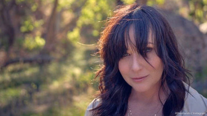 News video: Optimistisch trotz Krebs: Shannen Doherty hofft auf
