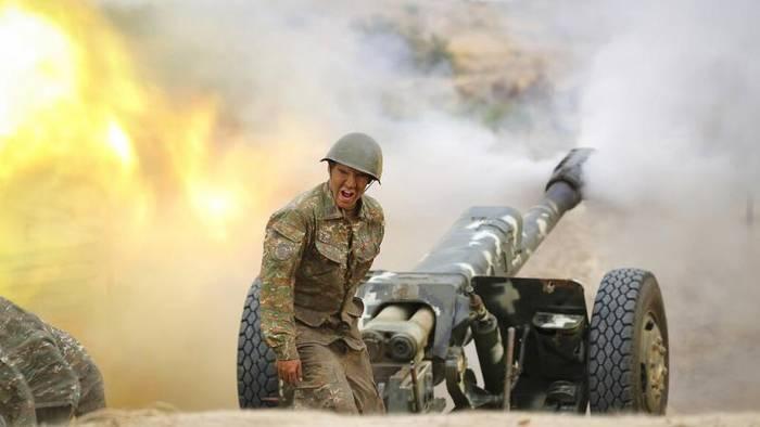 News video: Gab es einen Abschuss durch F16? Verhärtete Fronten um Berg-Karabach