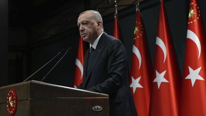 """News video: Erdoğan für """"Gespräche ohne Vorbedingungen"""" mit Griechenland"""