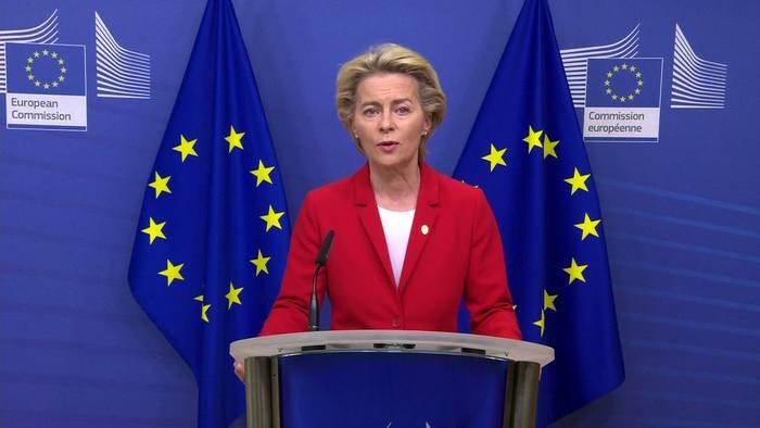 Video: Brexit: EU plant rechtliche Schritte gegen Großbritannien