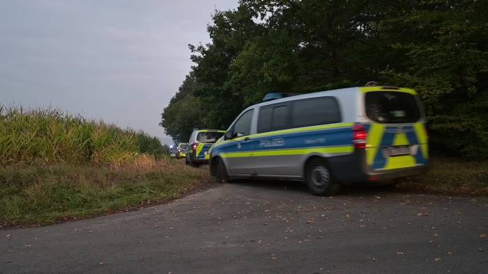 News video: Rodung im Dannenröder Forst soll mit Polizeischutz starten