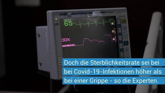 News video: Coronavirus: Drosten berichtet von erschreckender Studie zur Sterblichkeit