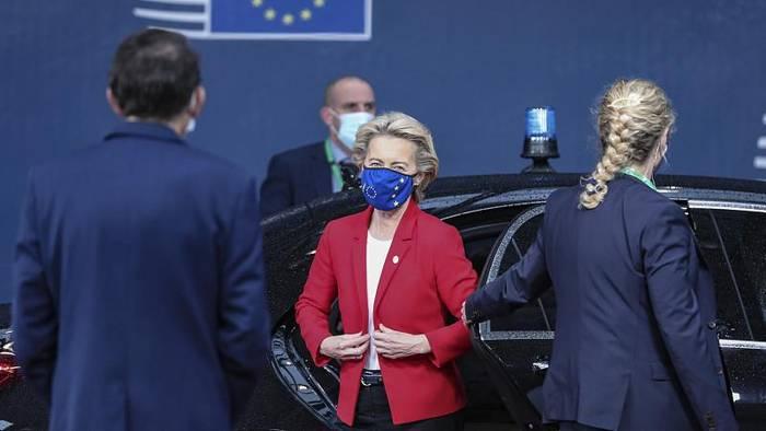 News video: Blauer Brief aus Brüssel: Von der Leyen macht Druck auf London