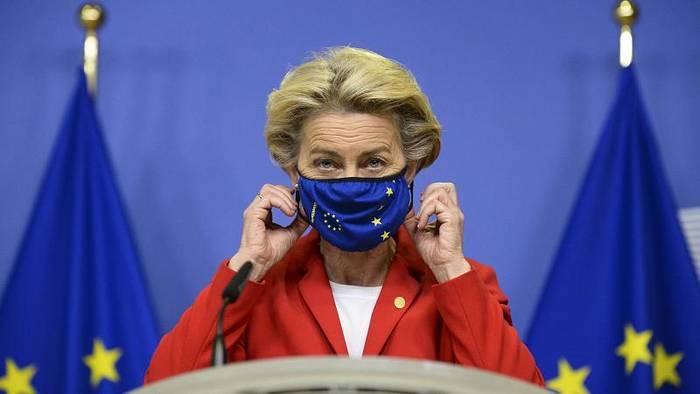 News video: EU-Kommissionschefin Ursula von der Leyen muss in Corona-Quarantäne