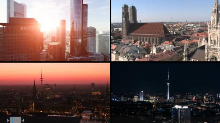 News video: Deutschland-Wetter: 5-Tage-Trend - Gemischte Wetterlage
