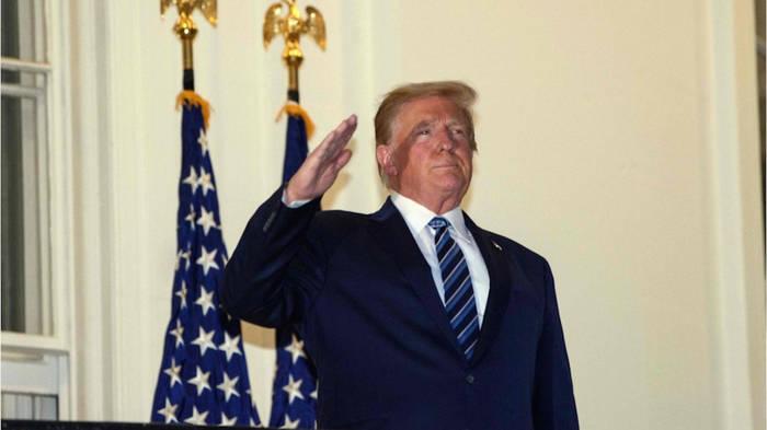 News video: Donald Trump zurück im Weißen Haus: