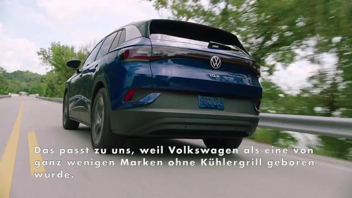 """Video: """"Das Design des Volkswagen ID.4 spart den Kunden bares Geld"""""""