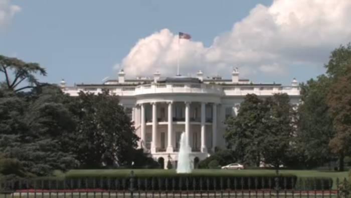 News video: Inszenierung im Weißen Haus
