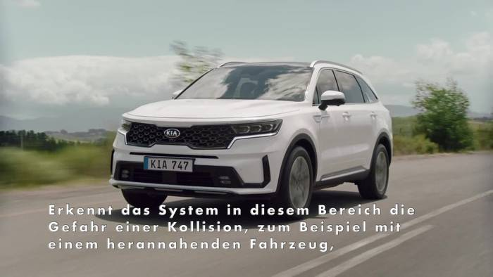 News video: Neuer Kia Sorento mit Remote Parkassistent