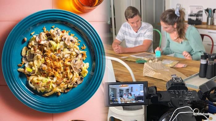 News video: Express-Kochen für Kids: So schnell geht's mit HelloFresh