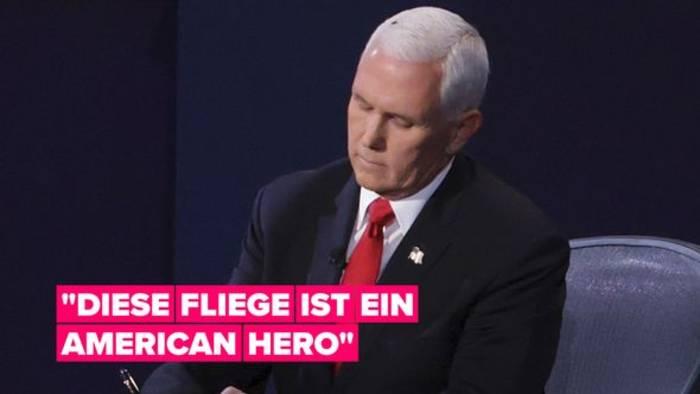 News video: Die besten prominenten Antworten auf die Vizepräsidentendebatte