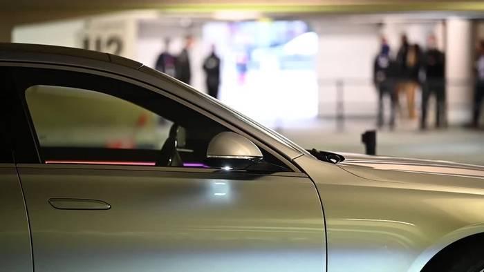 News video: Stuttgarter Flughafenparkhaus: Testfeld für autonomes Parken
