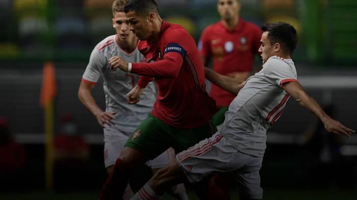 News video: Cristiano Ronaldo: Fußball-Legende mit Corona infiziert
