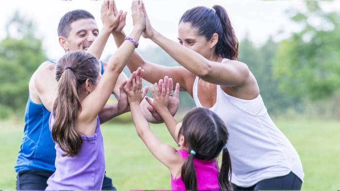 News video: Fitness: Warum Experten Sport im Familienkreis empfehlen