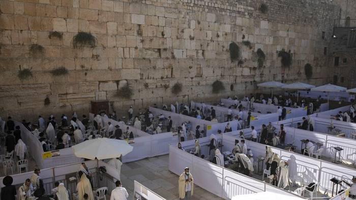 News video: Lockerungen in Israel - Verstöße bei Ultra-Orthodoxen