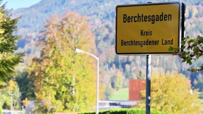 News video: Ausgangsbeschränkung im Berchtesgadener Land ab Dienstag