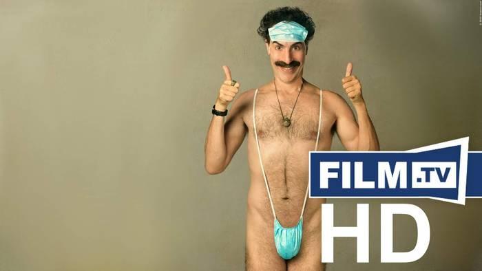 Video: Borat 2: Anschluss-Moviefilm: Clip Pregnancy Center Englisch English (2020)