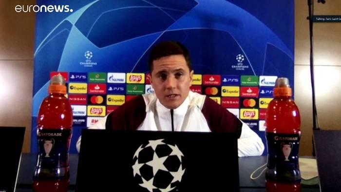 News video: CL: Paris gegen Manchester, BVB gegen Lazio, Leipzig gegen Basaksehir